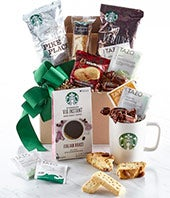 Coffee and Treats with Starbucks