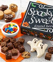 Spooky Cookie Treats