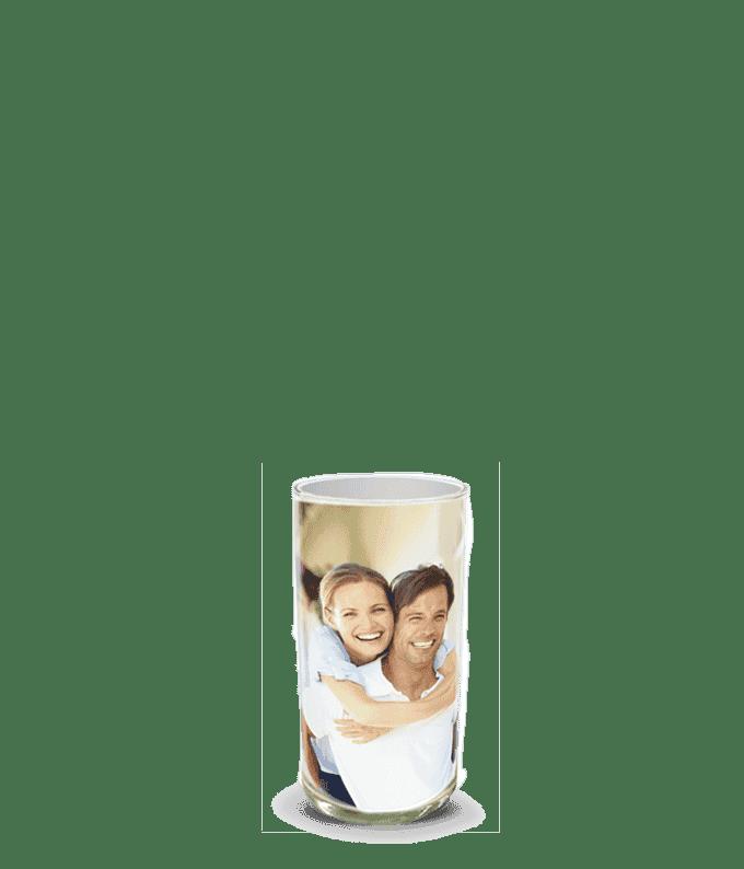 Custom Photo Vase