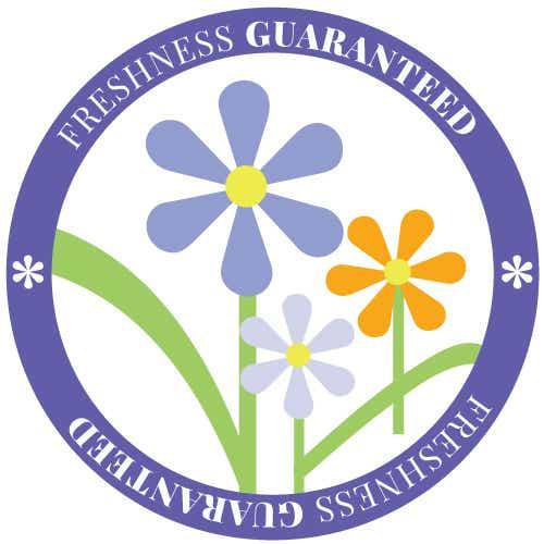 Flower Freshness Guaranteed